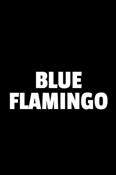 Blue Flamingo